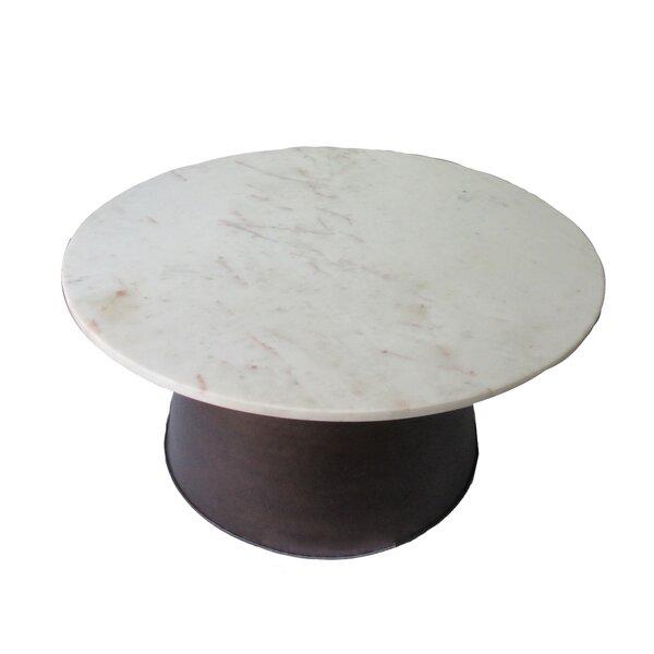 Partee Drum Coffee Table By Brayden Studio