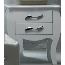Beckett 2 Drawer Nightstand by Mercer41