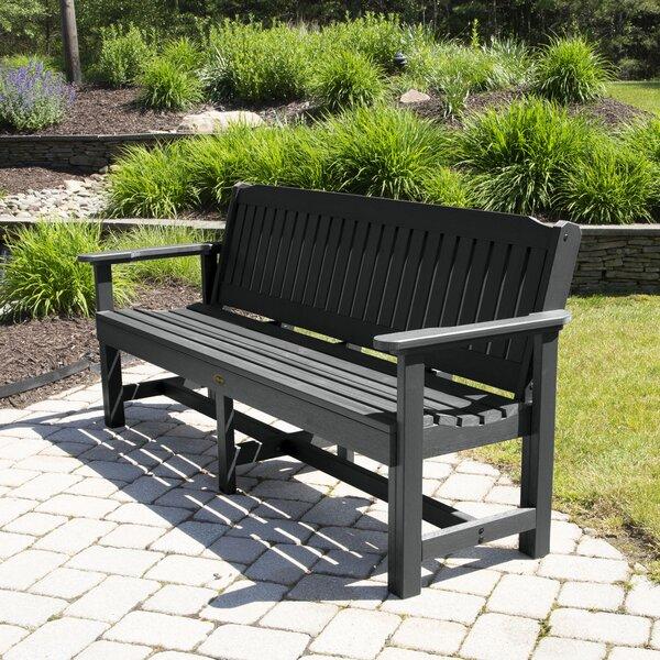 Goyette Plastic Garden Bench