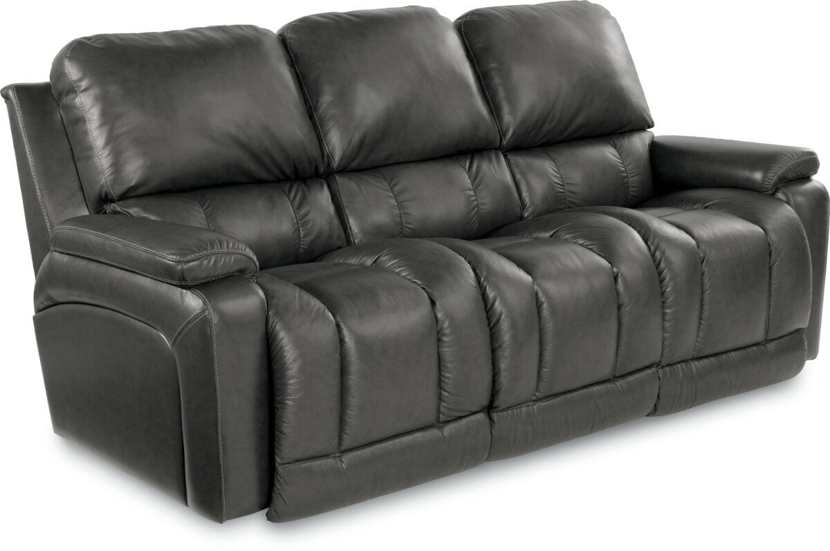 Greyson Leather Reclining Sofa Part 70