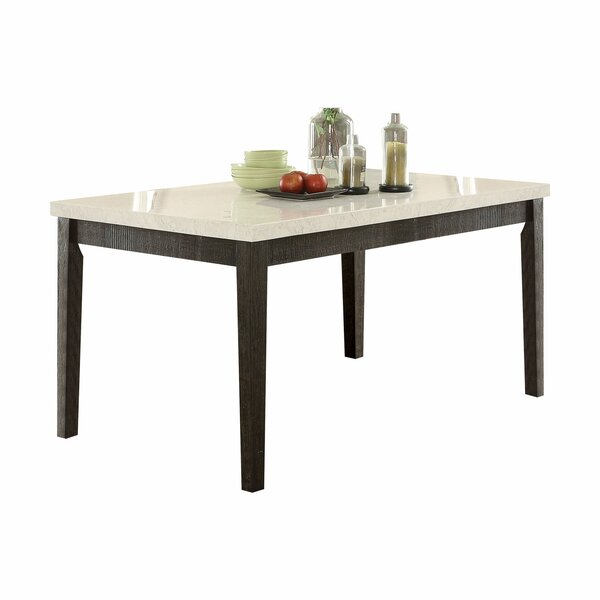 Volpe Dining Table by House of Hampton