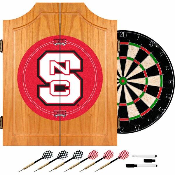 NCAA Dart Cabinet by Trademark Global