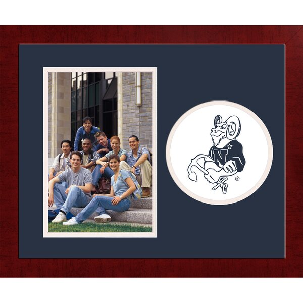NCAA Nebraska Cornhuskers Spirit Picture Frame by Campus Images