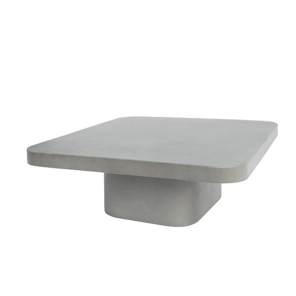 Tonasket Pedestal Coffee Table By Williston Forge