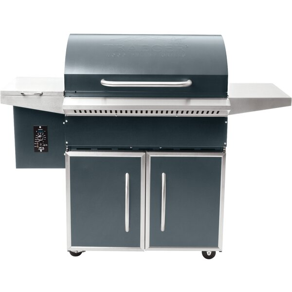 31 Select Pro Wood Pellet Grill by Traeger Wood-Fi