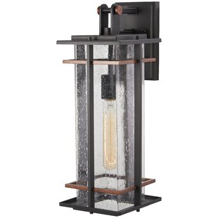 Compare & Buy Plaisance Outdoor Wall Lantern By Loon Peak
