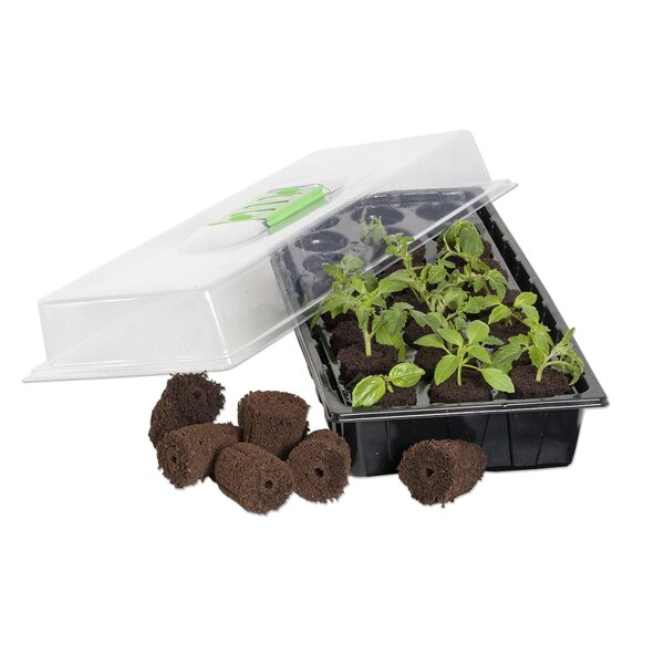 Jump Start 24 Grow Plug Mini Germination Station by Hydrofarm