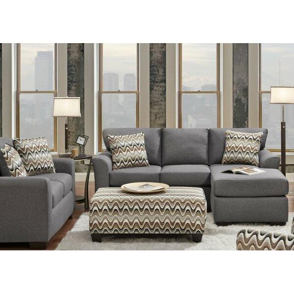 Krysta 3 Piece Living Room Set by Latitude Run