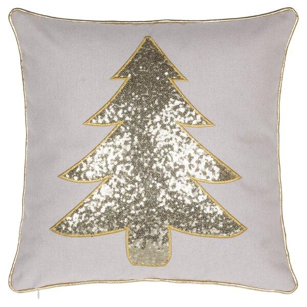 Ahana Christmas Tree Throw Pillow by Willa Arlo Interiors  @ $26.99