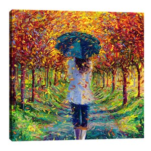 Colleen by Iris Scott Painting Print on Wrapped Canvas by Jaxson Rea