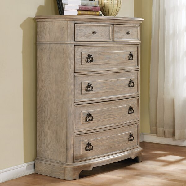 Pennington 6 Drawer Chest by One Allium Way
