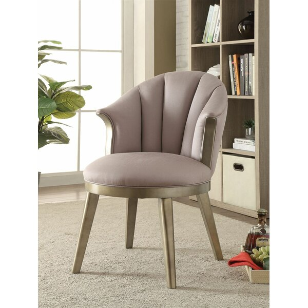 Buecker Barrel Chair by House of Hampton