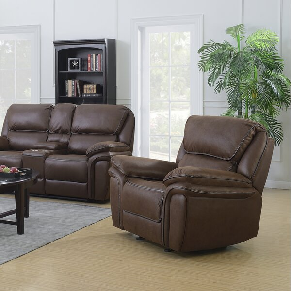 Granada Power Rocker Recliner with USB Outlet