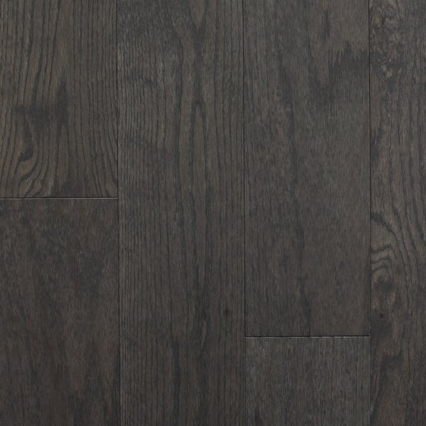 Reykjavik 5 Engineered Oak Hardwood Flooring in Gray by Branton Flooring Collection