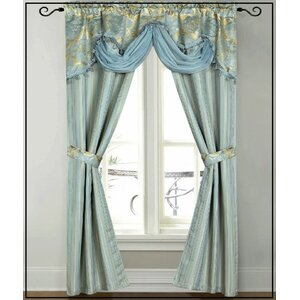 Patina Single Curtain Panel