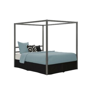 Dolson Queen Canopy Bed