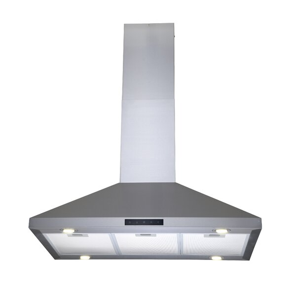 36 476 CFM Convertible Island Range Hood by Kitchen Bath Collection