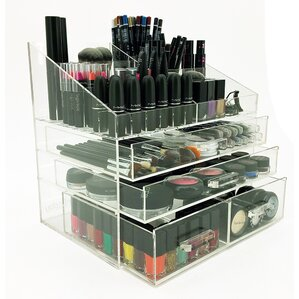 OnDisplay 4 Tier LA Cosmetic Organizer by Vandue Corporation