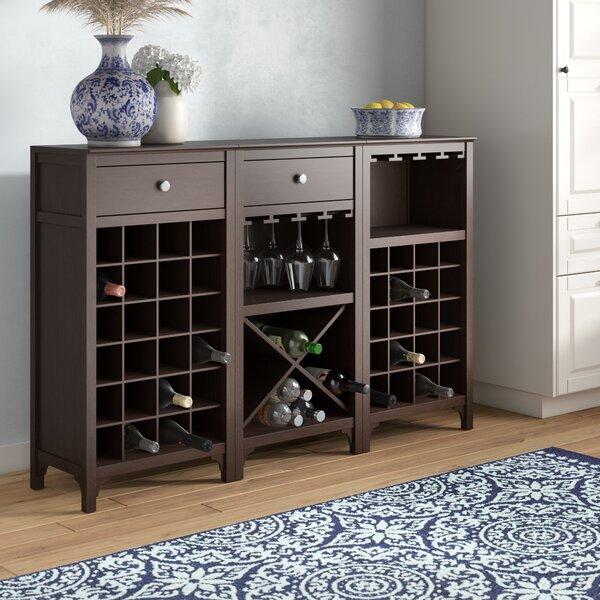 Ancona 44 Bottle Wine Cabinet by Alcott Hill