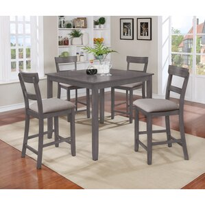 Henderson 5 Piece Counter Height Dining Set Part 61