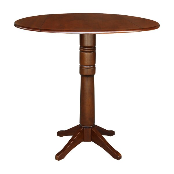 Angelia Pub Table by Canora Grey Canora Grey