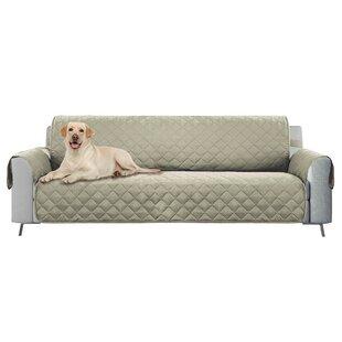 Reversible Box Cushion Sofa Cover