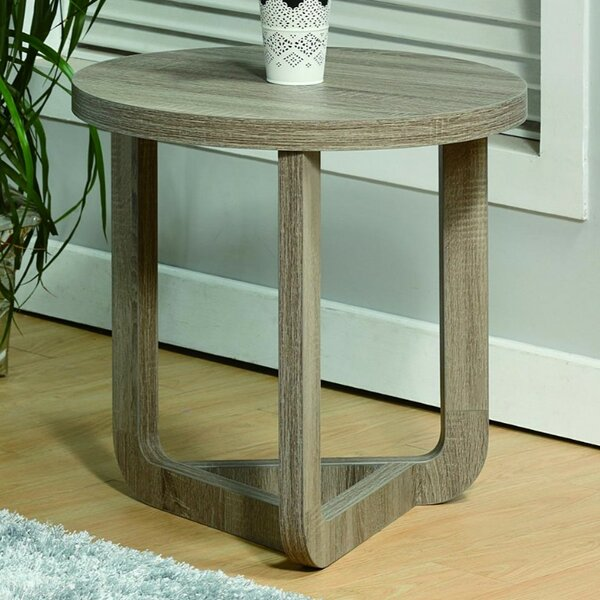 Malsbury End Table by Ebern Designs