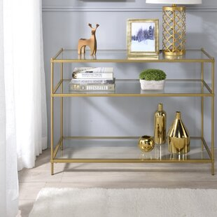 Top Reviews Alvar 3 Tiered Console Table By Willa Arlo Interiors