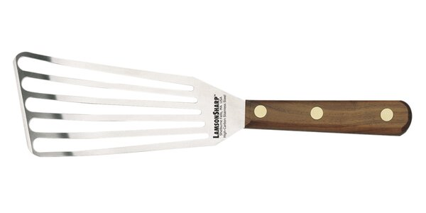 Chef's Slotted Turner by Lamson
