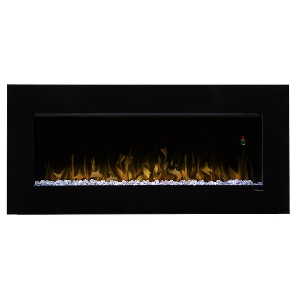 Nicole Wall Mounted Electric Fireplace by Dimplex