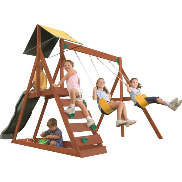 Sunview Swing Set by KidKraft