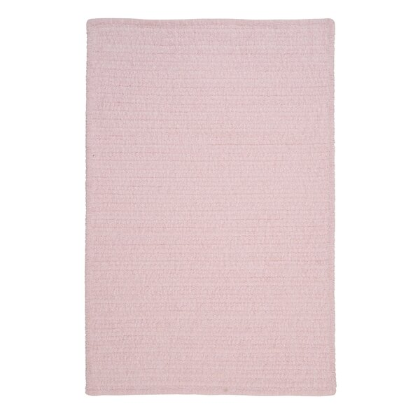 Gibbons Pink Area Rug by Charlton Home