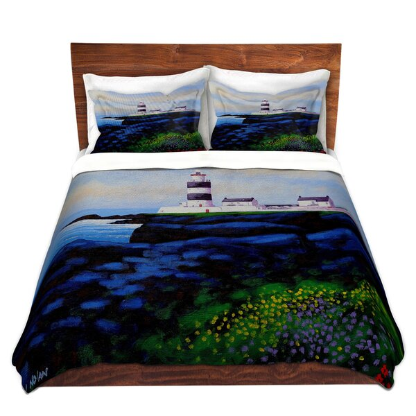 Granado John Nolan Hook Lighthouse I Microfiber Duvet Covers
