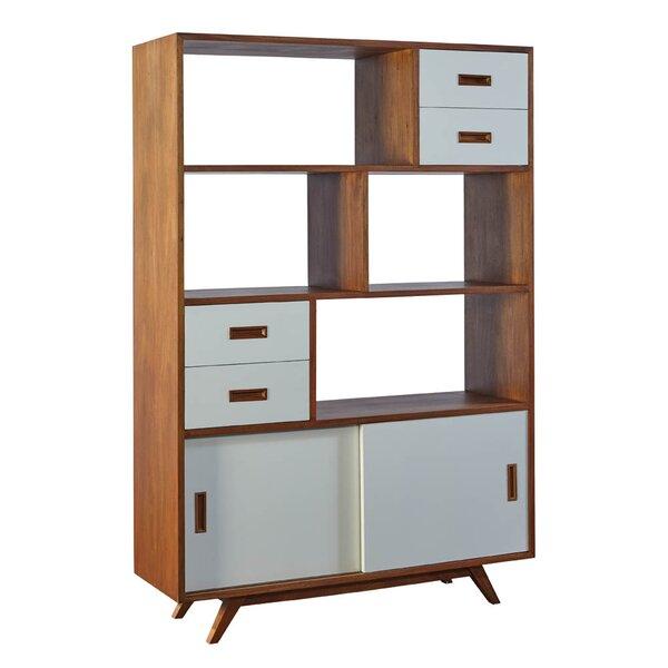 Dagostino Mid Century Standard Bookcase by Corrigan Studio