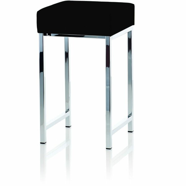 Simmerman Backless Vanity Stool by Orren Ellis