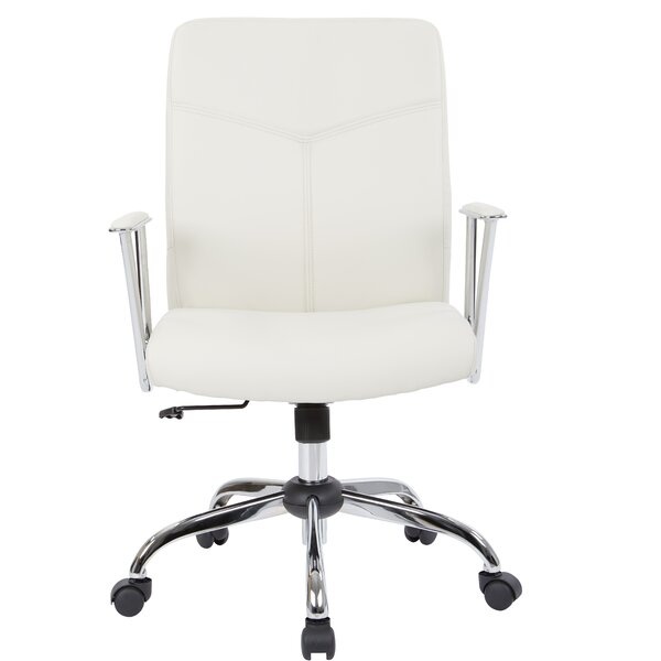 Freshford Flip Arm Ergonomic Office Chair by Wrought Studio