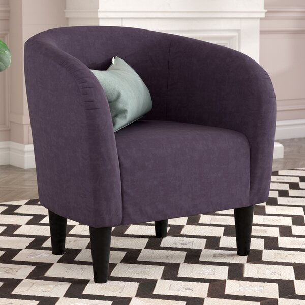 Kangas Barrel Chair by Willa Arlo Interiors