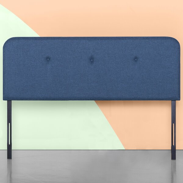 Alaya Upholstered Panel Headboard by Hashtag Home Hashtag Home