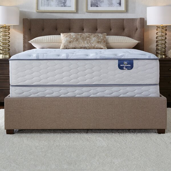 Sertapedic 11 Plush Innerspring Mattress by Serta