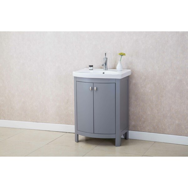 Taryn 25 Single Bathroom Vanity Set by Winston PorterTaryn 25 Single Bathroom Vanity Set by Winston Porter