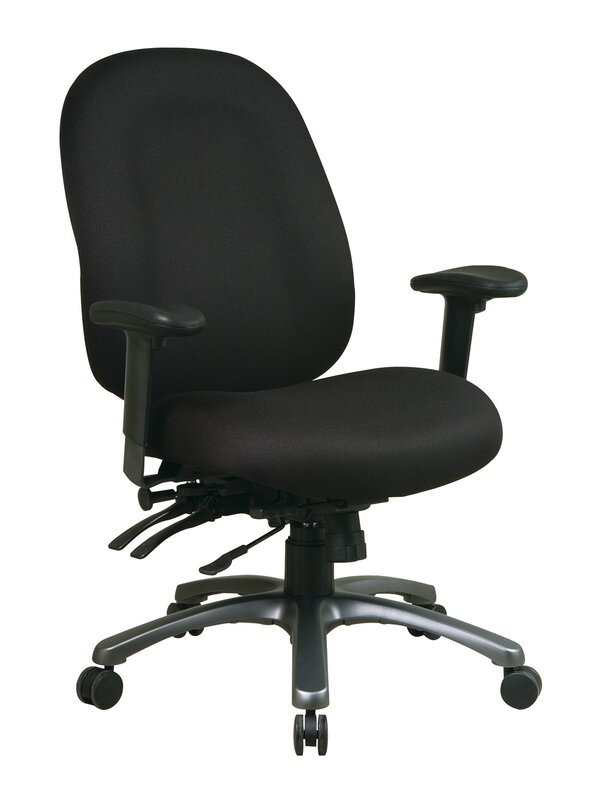 Pro Line Ii Series High Back Desk Chair By Office Star