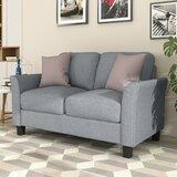 Auclair 53.7'' Flared Arm Sofa by Red Barrel Studio®