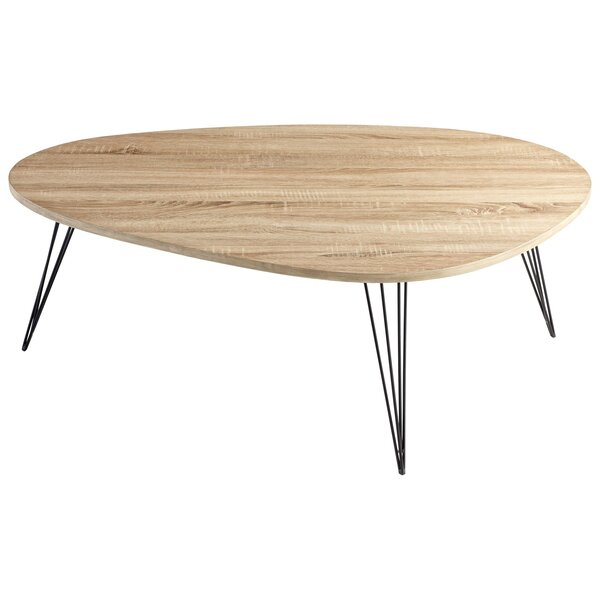 Lunar Landing 3 Legs Coffee Table By Cyan Design