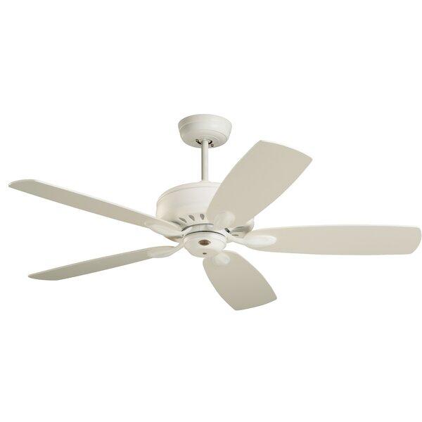 72 zayah Eco 5 Blade Ceiling Fan by Alcott Hill