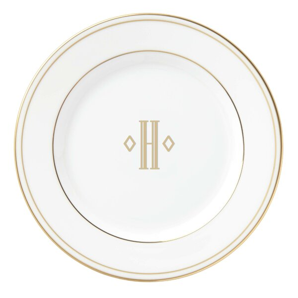 Federal Gold™ Monogram Block 6 Bread and Butter Plate by Lenox