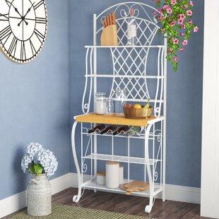 Shopping for Noha Trellis Baker's Rack Great deals