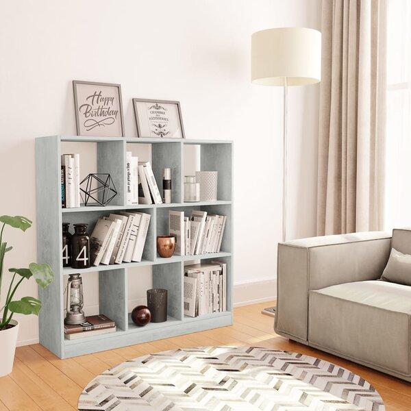 Gouldsboro Standard Bookcase By Ebern Designs