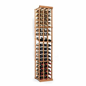 N'finity 54 Bottle Floor Wine Rack by Wine Enthusiast