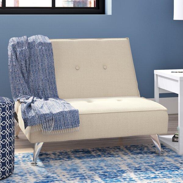 Babineau Convertible Chair by Wrought Studio