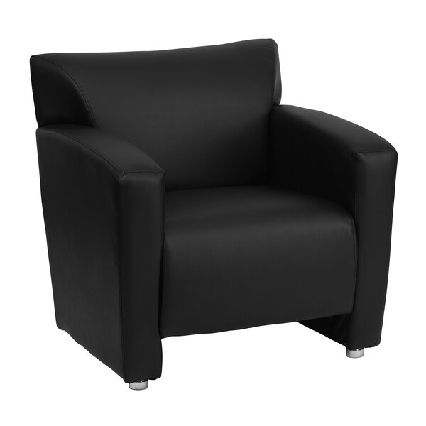 Hercules Majesty Series Leather Lounge Chair By Ebern Designs